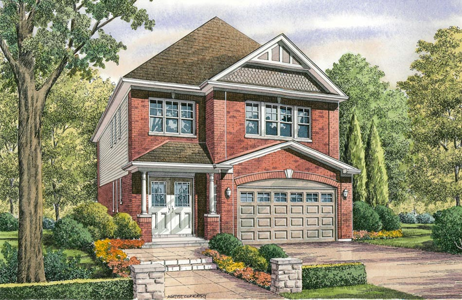 Birchwood B: 2074 Square Feet