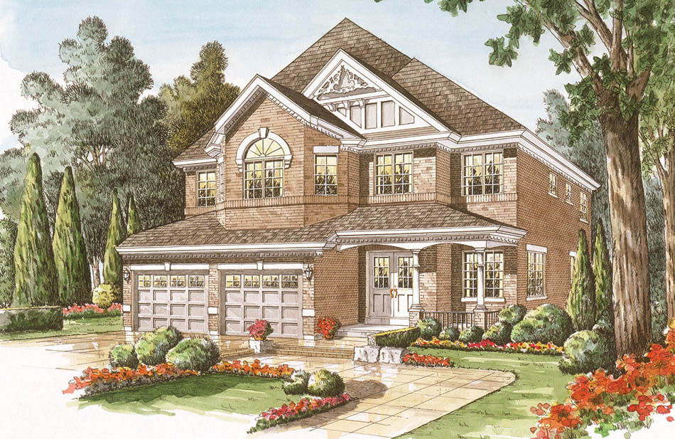 Parkview A: 2986 Square Feet