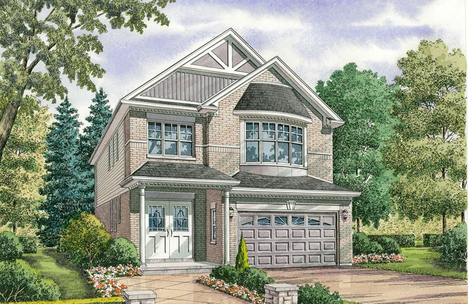 Birchwood A: 2095 Square Feet