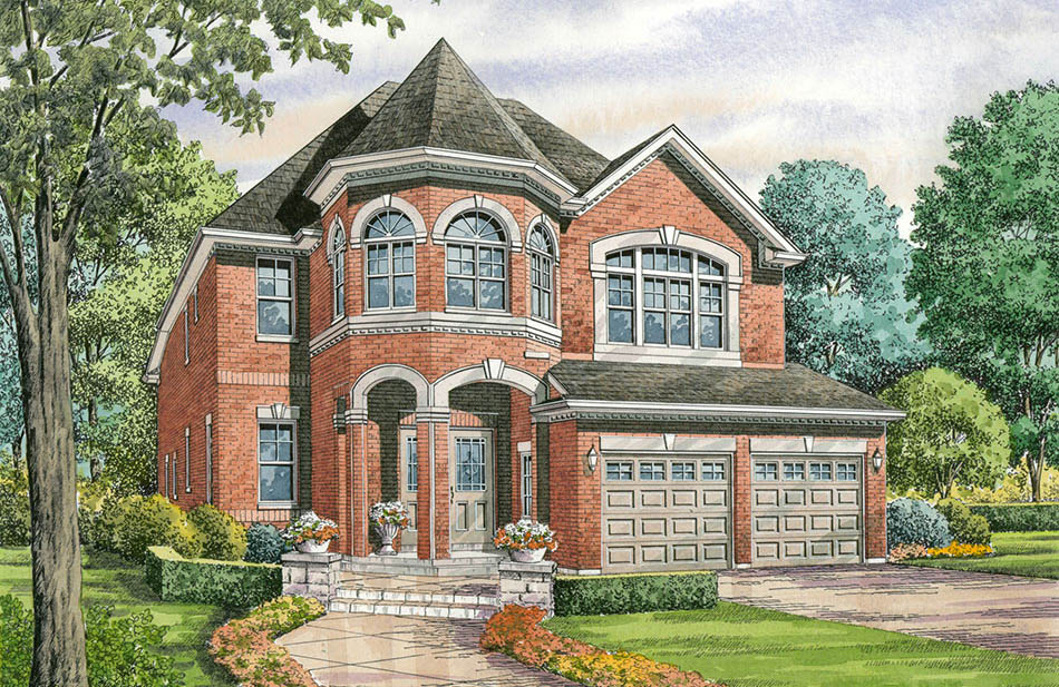 Castlegrove A: 2882 Square Feet